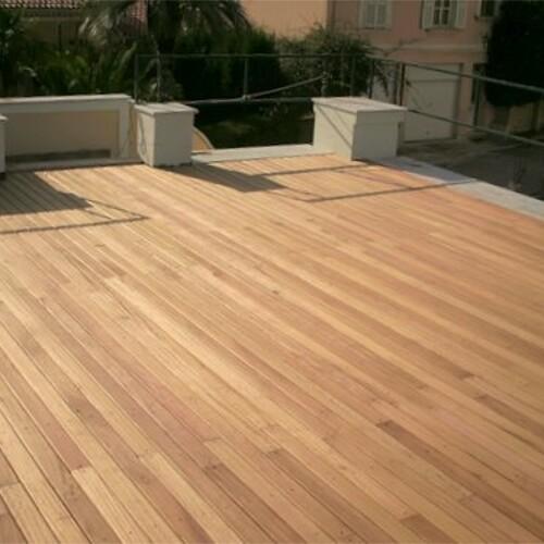 Pavimento Terrazzo Legno. Great Per Terrazzi O Gazebi Vengono Utilizzate Le With Pavimento ...